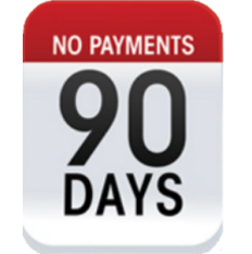 90 Day No Pay