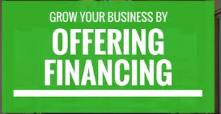 "Why offering financing to your customers just makes ""CENTS""?"